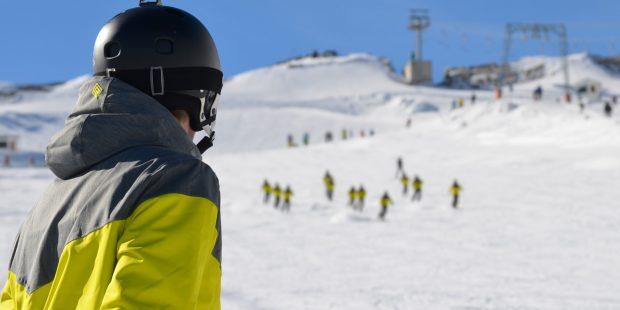 Kampioenschappen synchroon skiën komen naar Nederland