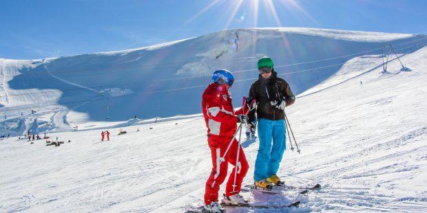 Stamgasten worden omgeschoold tot skileraar
