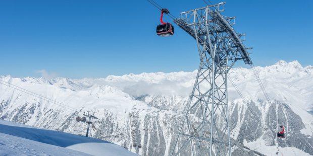 De tien beste Oostenrijkse skigebieden