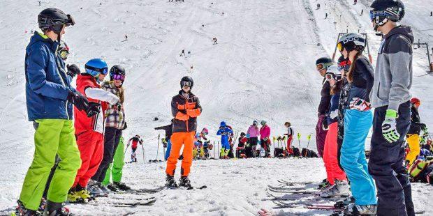 FOTO-UPDATE: Heerlijke opleidingsweek in Oostenrijk met verse sneeuw
