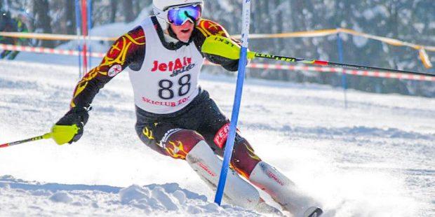 Het traject tot Staatliche skileraar van Snow College opleider Jasper Duré