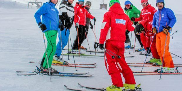 Iedereen kan in 3 dagen leren skiën