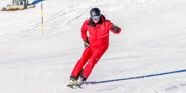 Dit seizoen leren we elegant skiën