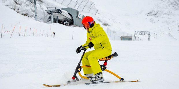 Skileraar zet vierde Guinness wereldrecord