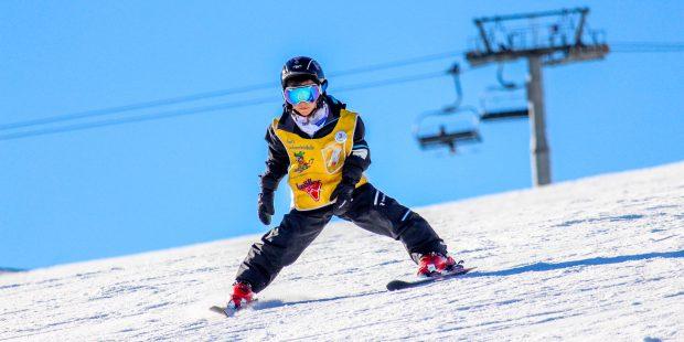 Harde pistes in veel skigebieden