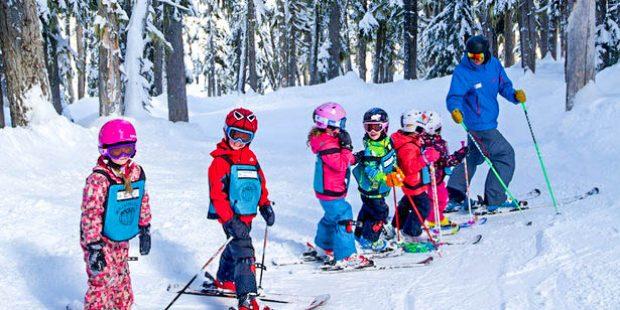Een dag uit het leven van een Canadese skileraar