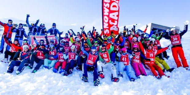 WINACTIE: Opleiding tot skileraar of snowboardleraar