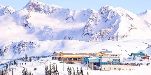 Skicultuur verschillen tussen Canada en de Alpen