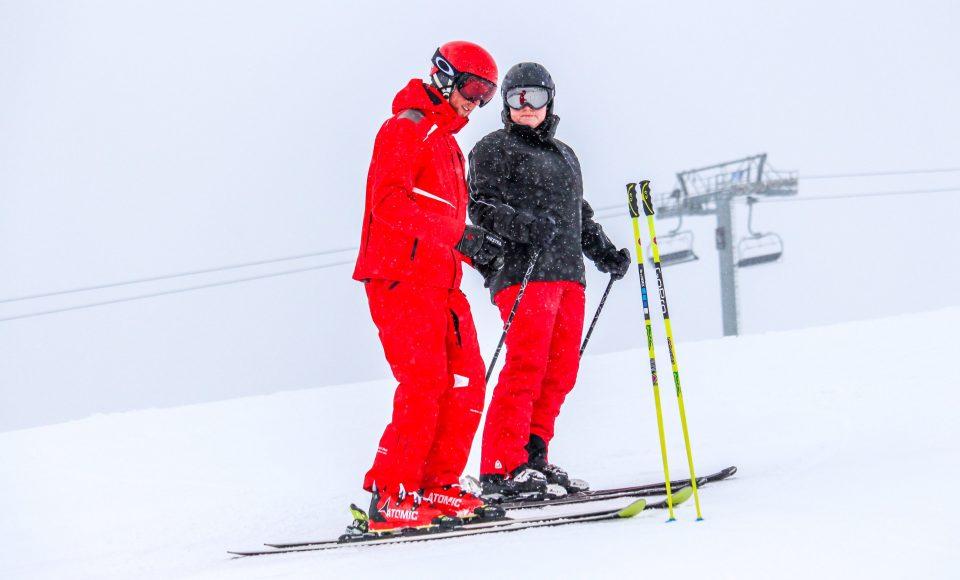 Ski angst, hoe ga je ermee om?