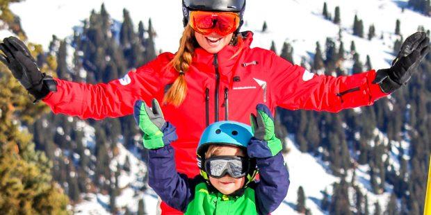 Top 5 gebieden voor skileraren in Oostenrijk