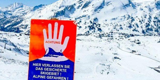 Onderzoek gestart naar skileraar na lawine ongeluk Zürs