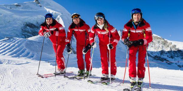 Documentaire over de skileraren van Saas-Fee