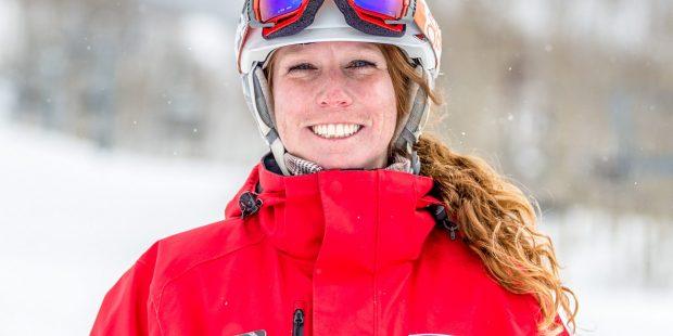 Rachel is de beste skilerares van Amerika