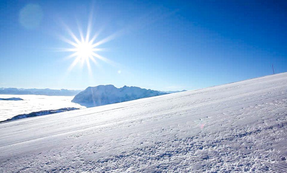 Sneeuwsportleraren vormen een risicogroep voor huidkanker
