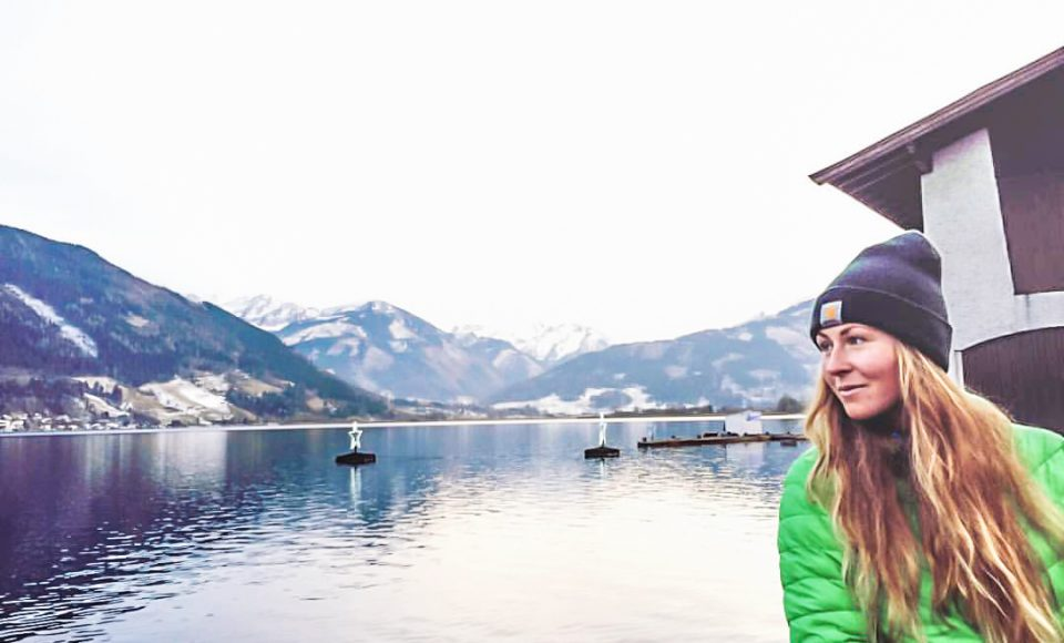 Maaike gaat deze zomer skiles geven in Afrika