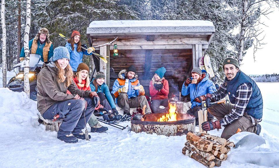 Bijzondere vacature: een seizoen werken in Lapland