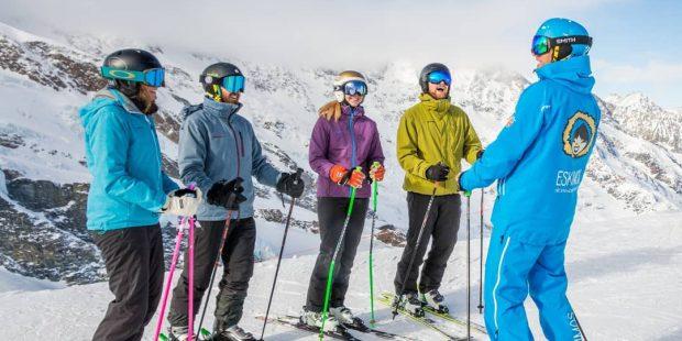 De meest voorkomende klachten bij de skischool en/of skileraar