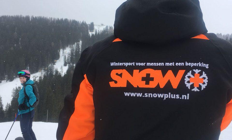 Vacature Snow+ | Wintersport voor mensen met een beperking