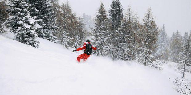 Sneeuw, sneeuw en nog eens sneeuw! Een update vanuit Kappl en Hinterglemm