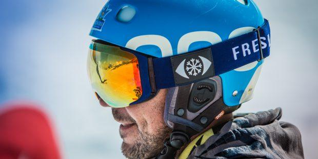Goggle ontworpen door Nederlandse Skileraar wordt groot succes!