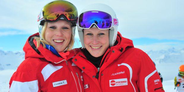 Een dag uit het leven van skilerares Lisanne