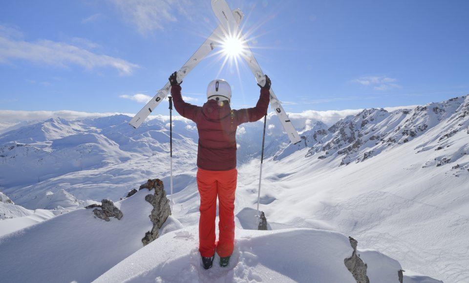 Hoe blijf je fit in de sneeuw?