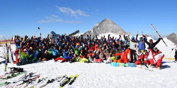 Zomeropleiding tot ski-/snowboardleraar met Snowsports Nederland!