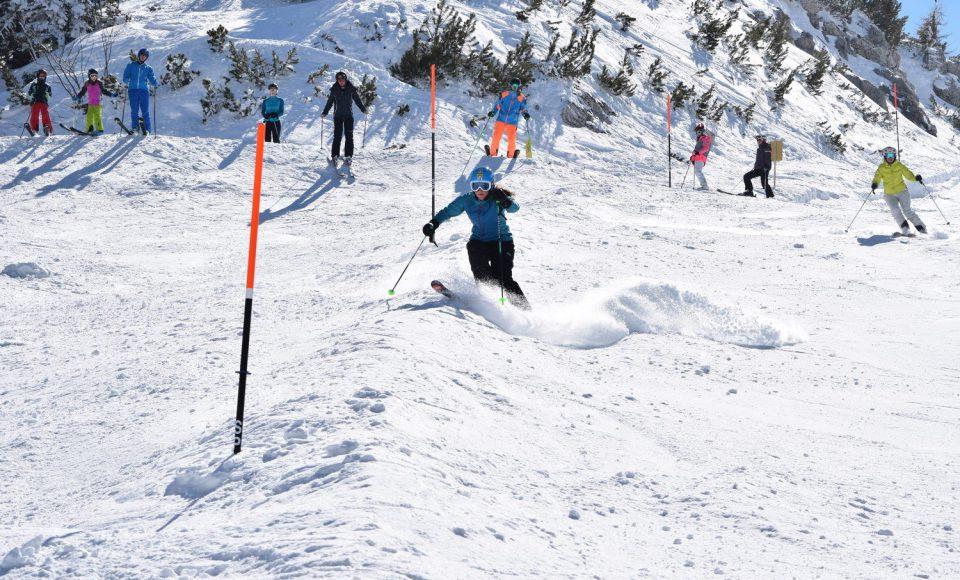 Winter strikes back! Skigebied Hochkar opent opnieuw haar pistes