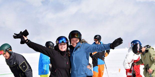 De weg naar de leukste baan ter wereld: ski/snowboardleraar