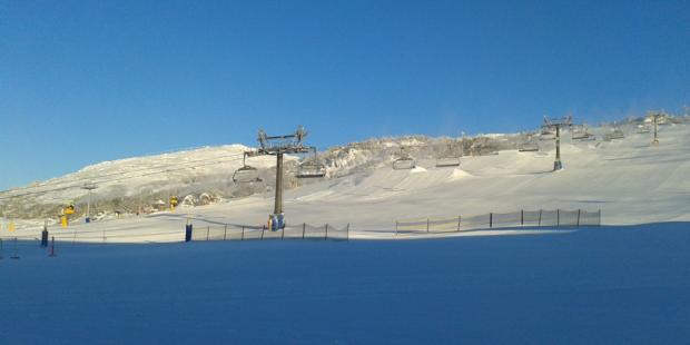 Sneeuwsportleraar Down Under!