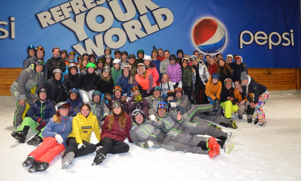 Hét begin van mijn skileraressenleven: de introdag!