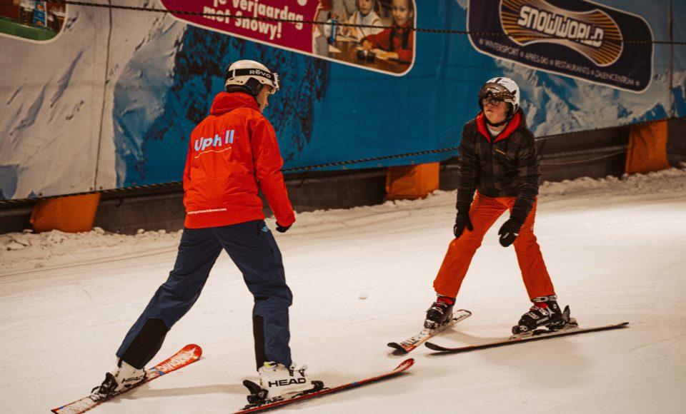 Uphill – Wintersport voor iedereen met een speciale hulpvraag