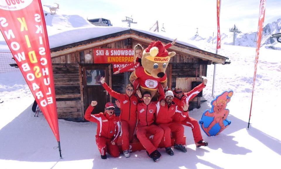 Skischule 3000 Mayrhofen zoekt skileraren!