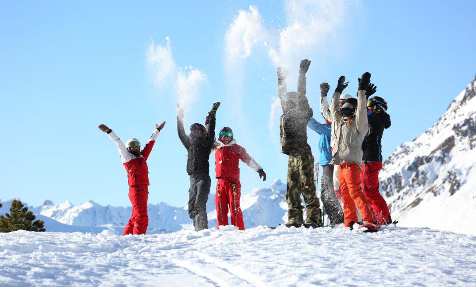 Ski- und Snowboardschule Silvretta Galtür