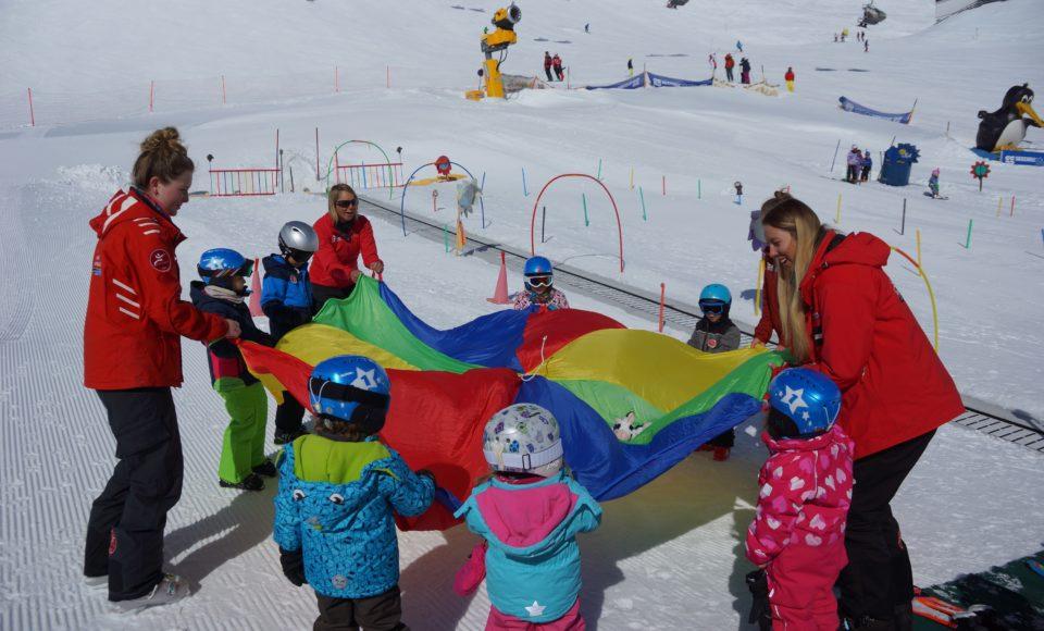 Skischule Sölden Vacancia Ötztal