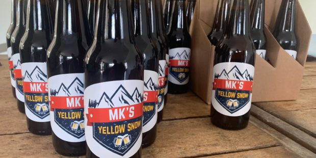 Drink the Yellow Snow