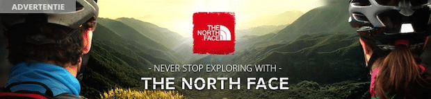 North Face Banner summer