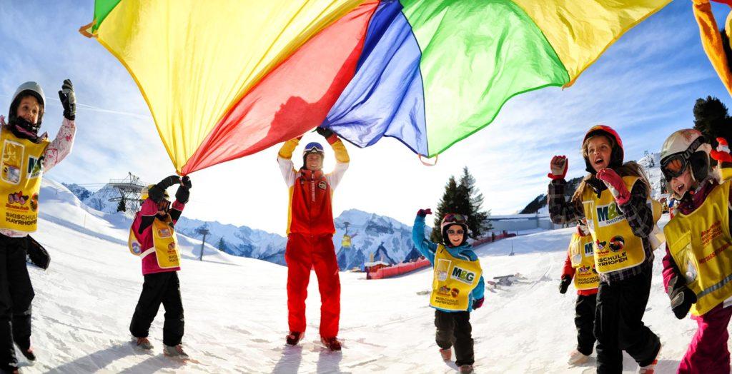 Skischule die Roten Profis