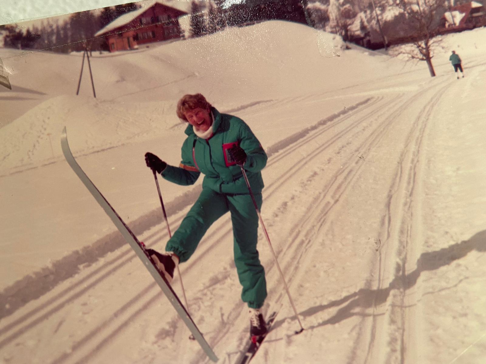 De geschiedenis van het skiën