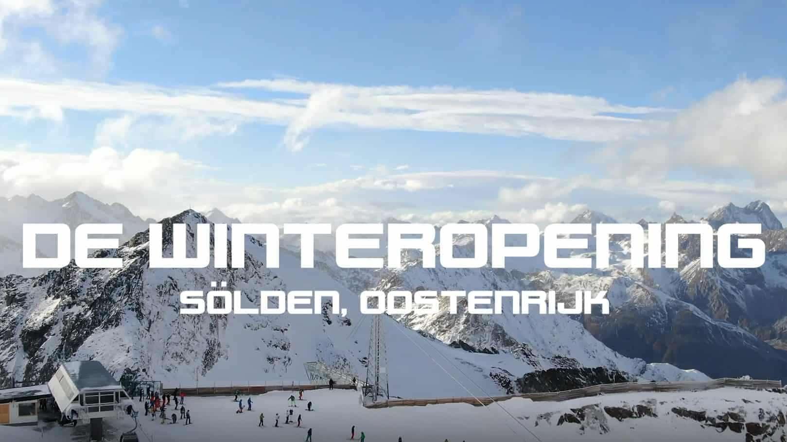 Winteropening Sölden 2021