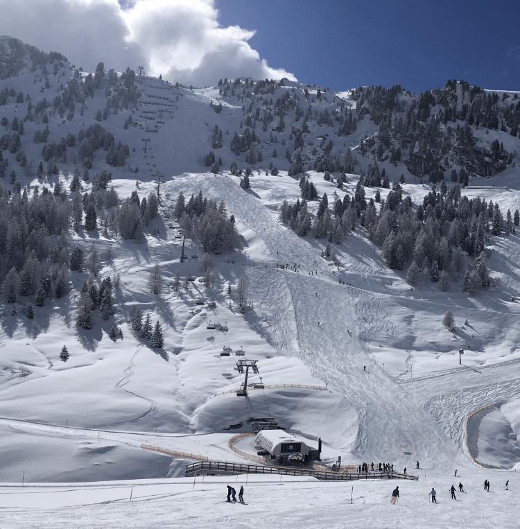 De steilste pistes van Europa